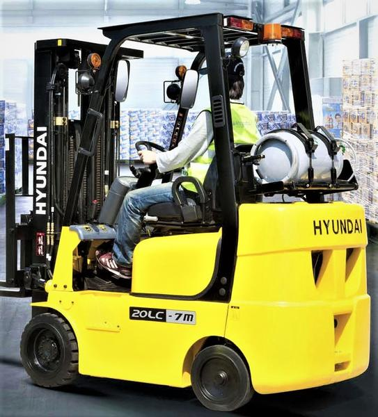 Forklift Crash Course